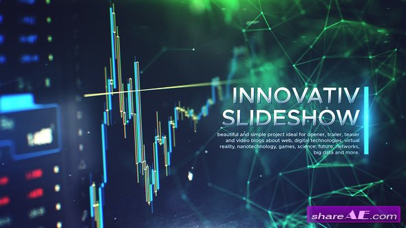 Videohive Innovative Slideshow