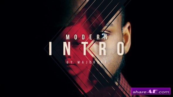 Videohive Modern Intro