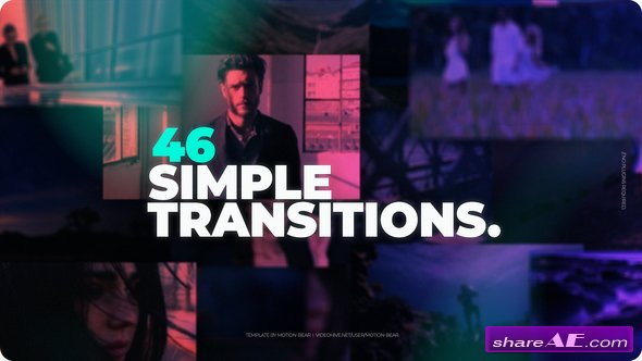 Transitions 21651039 Videohive - Free After Effects Template