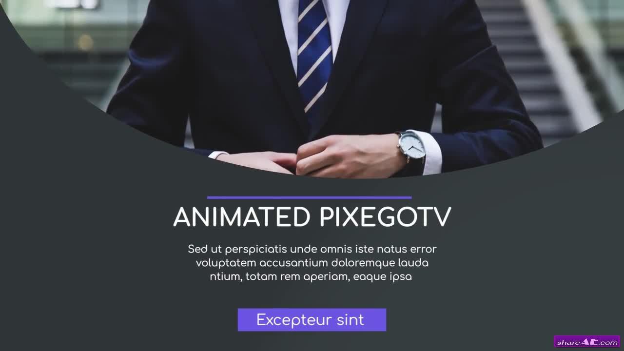 Minimal Slides - Premiere Pro Templates