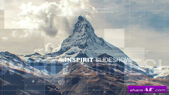 Videohive Inspirit Slideshow
