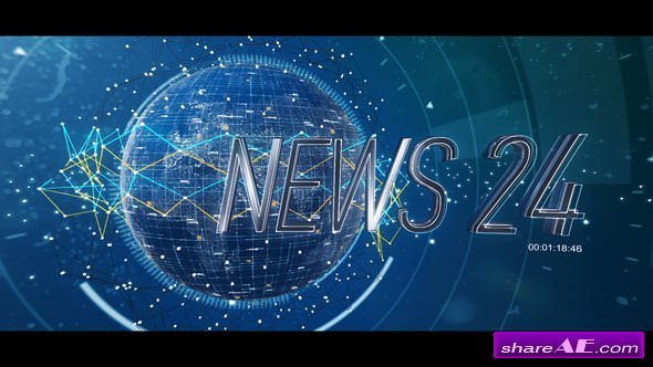 Videohive News 16210237
