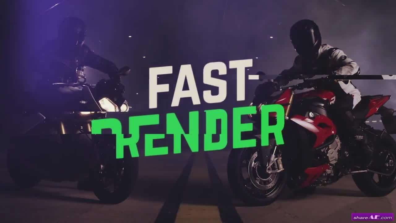 Style Glitch Promo - Premiere Pro Templates