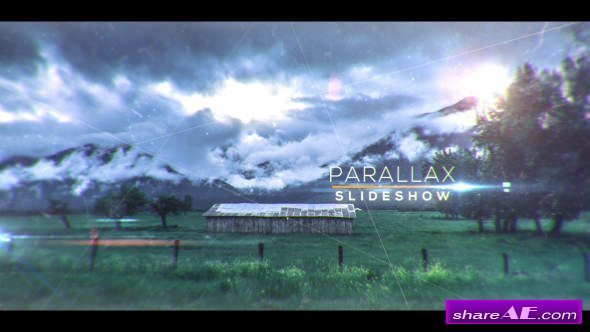 Videohive Magic CInematic Parallax Opener and Slideshow