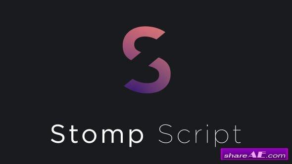 Videohive Stomp Script