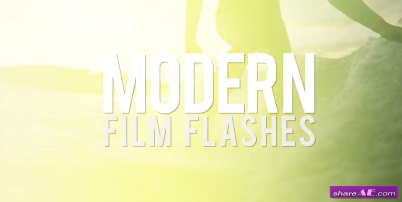 Rampant Design Tools - Modern Film Flashes