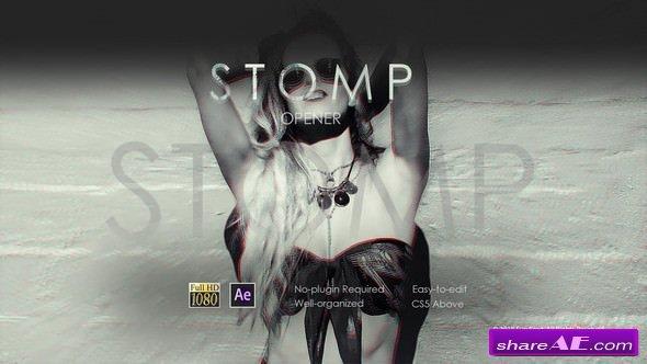 Videohive Stomp Opener 21716064