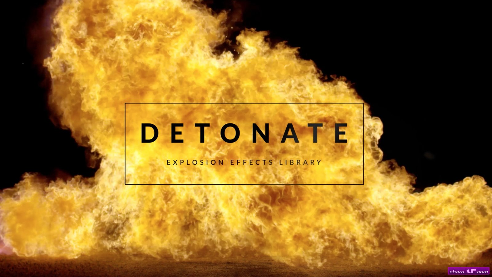Detonate - 50+ Explosion Effects (RocketStock)