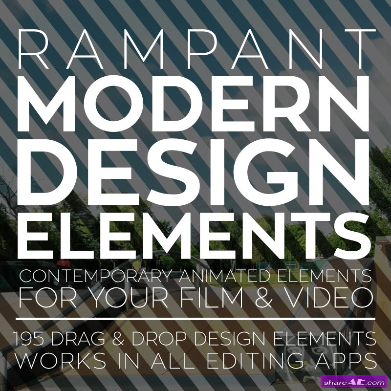 Rampant Design Tools - Modern Design Elements