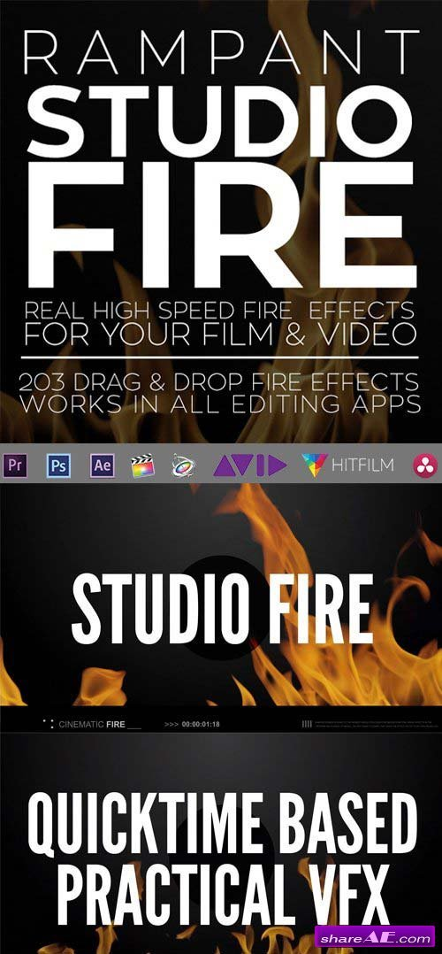 Rampant Design Tools - Studio Fire