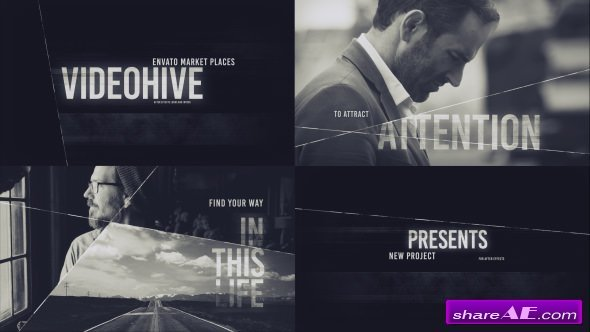 Videohive Action Intro - Dynamic Intro