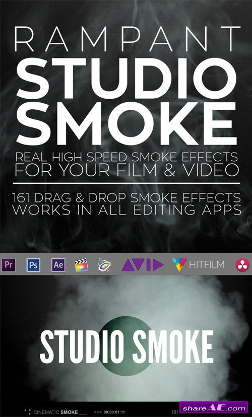 Videohive ActionFX | Fire Smoke Water Effects - Premiere Pro » free