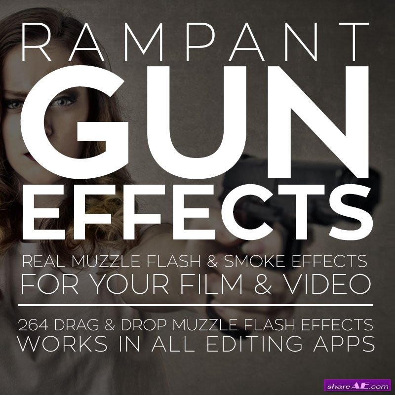Rampant Design Tools - Gun Effects