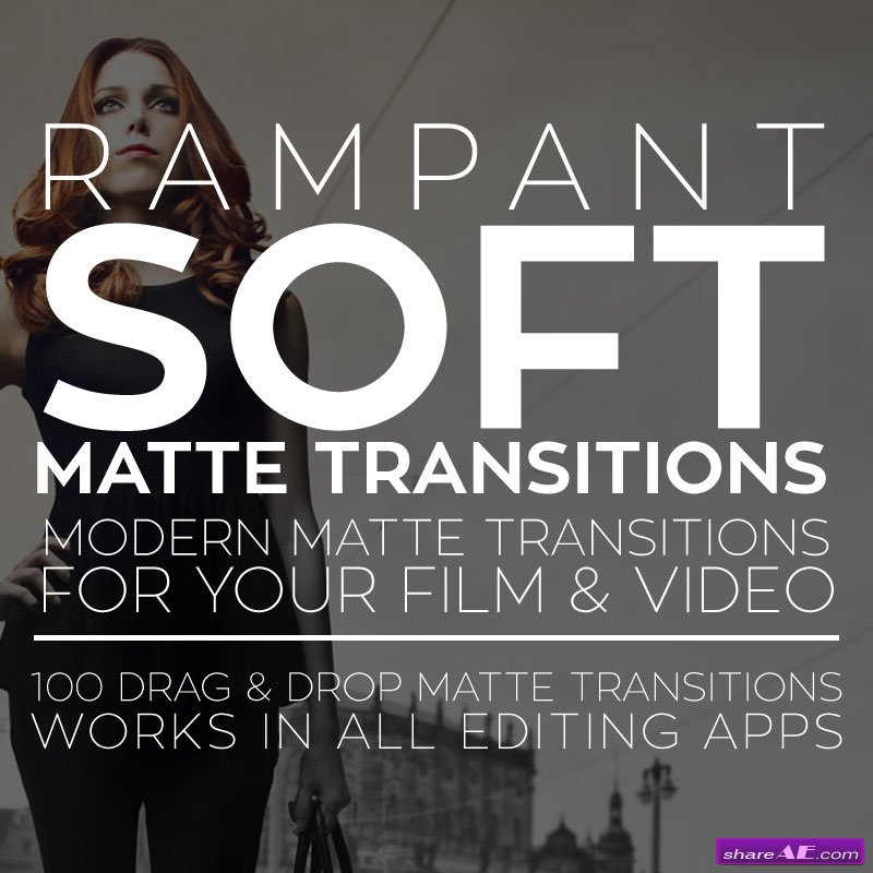 Rampant Design Tools - Soft Matte Transitions