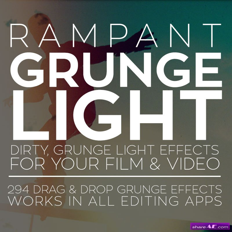 Rampant Design Tools - GRUNGELIGHT