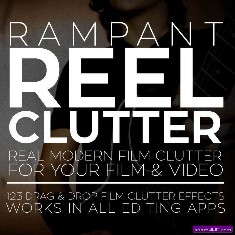 Rampant Design Tools - Reel Clutter