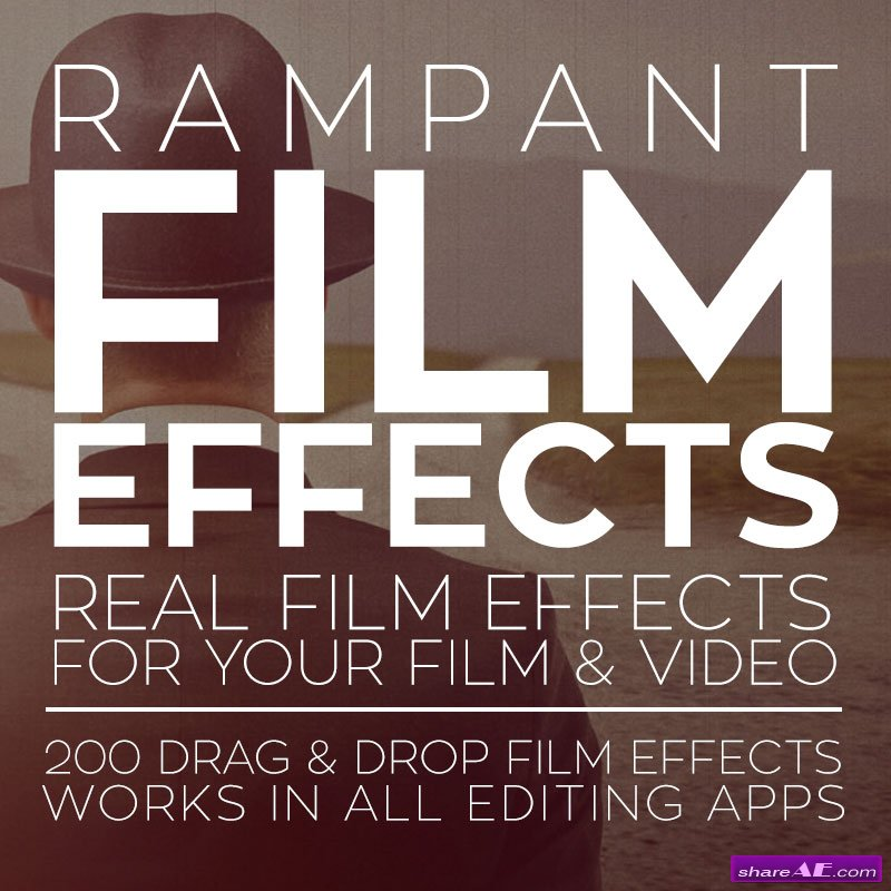 Rampant Design Tools - Film Effects