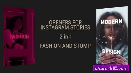 Instagram Stories Slideshow - Premiere Pro Templates