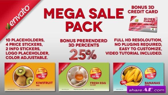 Videohive Mega Sale Pack