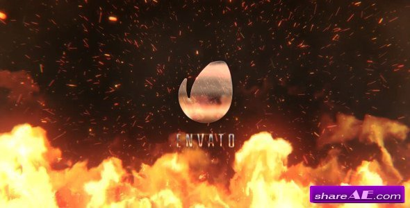 Videohive Ultimate Fire Trailer