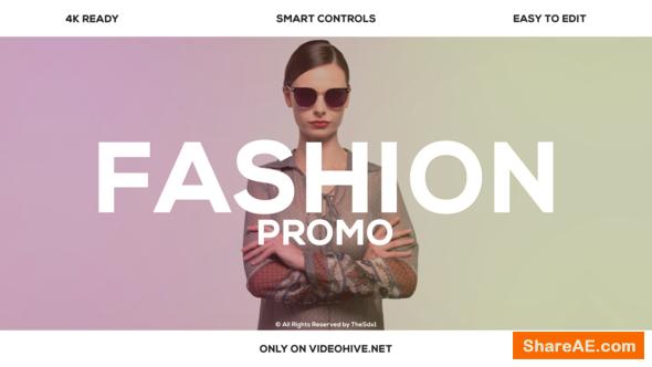 Videohive Fashion Promo 21755248