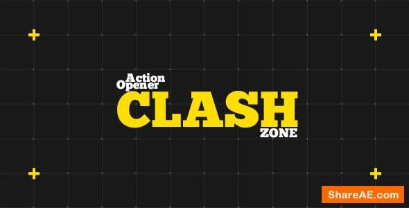 Videohive Clash Zone