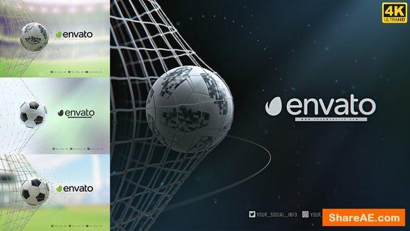 Videohive Football Goal - Soccer