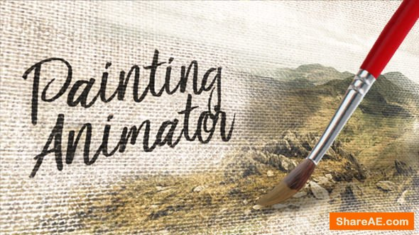 Videohive Painting Animator - Add On
