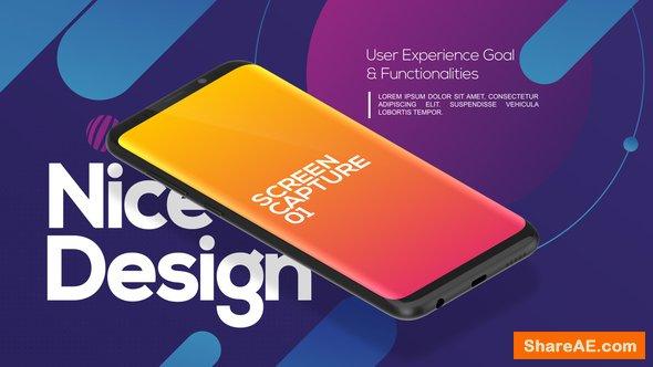 Videohive Stylish App Promo Kit