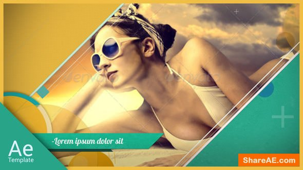 Videohive Summer Promo Pack