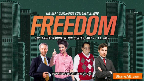 Videohive Youth Conference