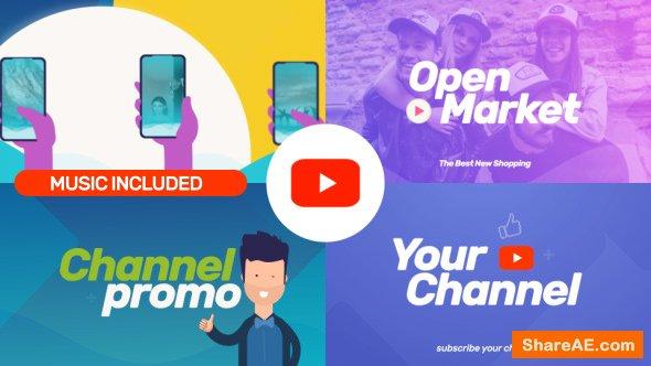 Videohive Broadcast Promo