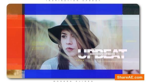 Videohive Modern Upbeat Slides