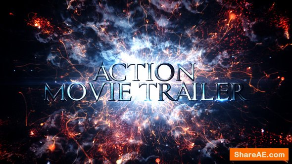 Videohive Action Movie Trailer 21426727