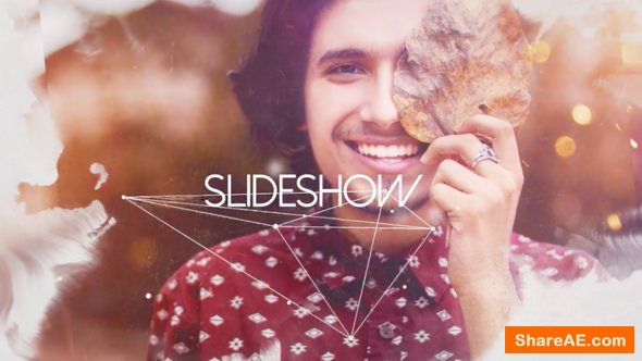 Videohive Titles Slideshow