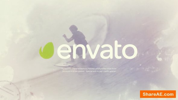 Videohive Slideshow photography 2