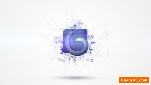 Videohive Quick Smoke Burst Logo