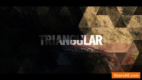 Videohive Triangular Opener