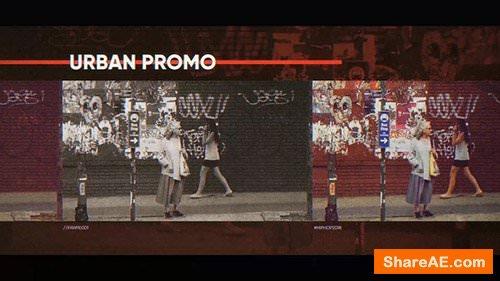 Videohive Urban Promo
