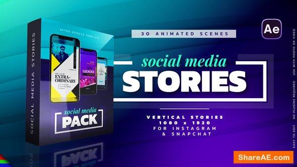 Videohive Instagram Stories 22008383