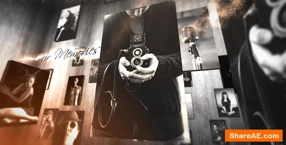 Videohive Our Memories