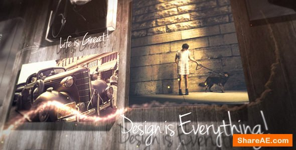 Videohive Creative Wall Gallery