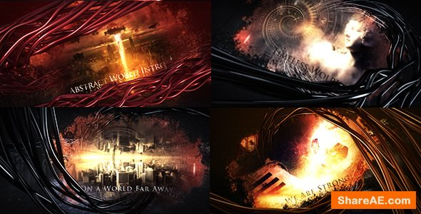 Videohive Abstract World