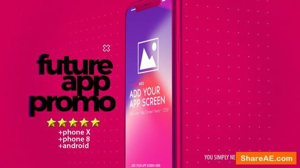 Videohive Future App Promo