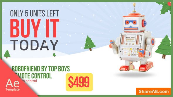 Videohive Christmas Sale 20992461