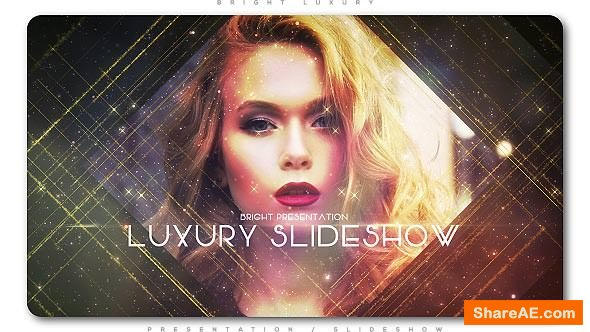 Videohive Bright Luxury Presentation Slideshow