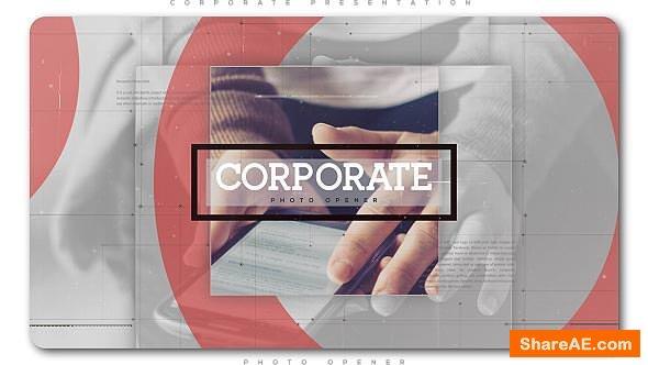 Videohive Corporate Presentation Slideshow
