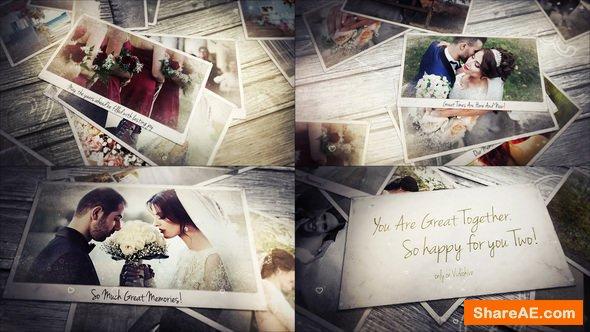 Videohive Wedding Photo Gallery 21773255