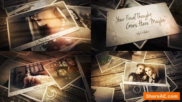 Videohive Photo Gallery 21773641