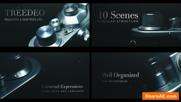 Videohive Cinematic Title Sequence